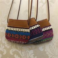 Fashion Kids Bags Leather Girls Handbags Baby Girl Vintage Flower Mini Bag One shoulder Cross-body Bag babies Purse