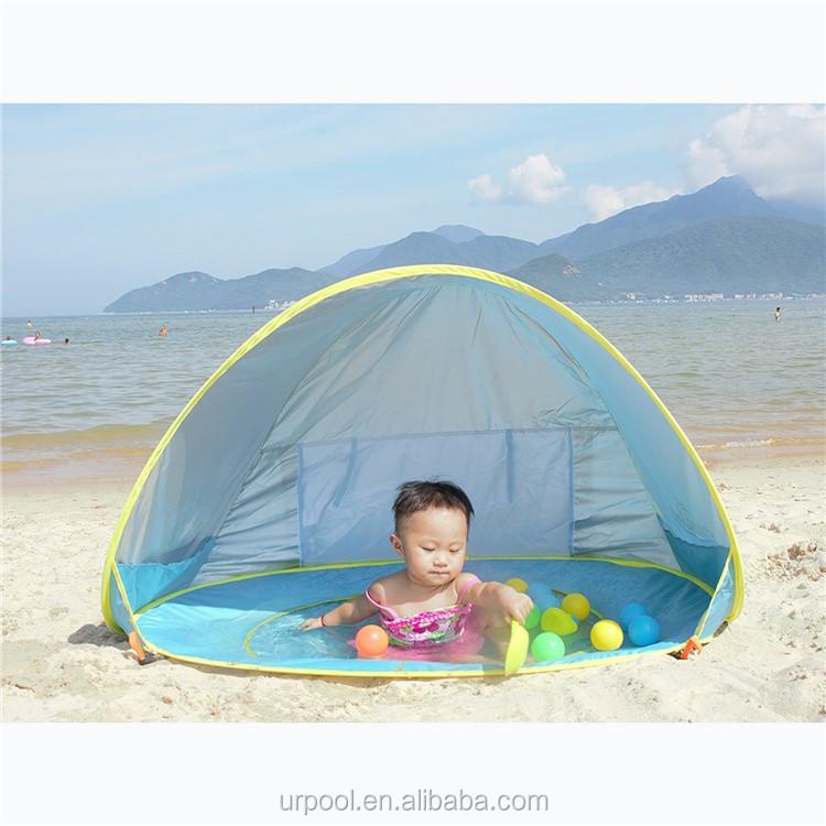 Camping Baby Sun Beach Tent Babies Umbrellas Outdoor Entertainment