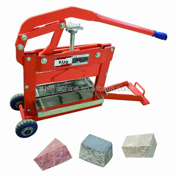 2016 High Quality Hand Brick Cutting Machine