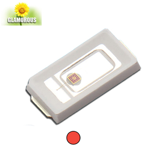 Tri- Chips White Red Green Yellow Blue RGB SMD LED 5730 0.2W 60mA 660nm 620nm 630nm