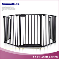 2016 New Baby products safety plastic baby playpen, baby play yard, baby play fence