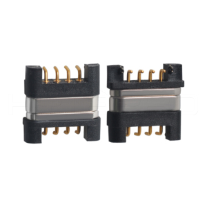 Relogio masculino magnetic board to board header connector with cup 4 pin