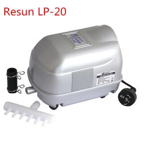 17W 22L/min Resun LP-20 Low Noise Air Pump for Aquarium Fish Septic Tank Hydroponics Pond Oxygen Aerator