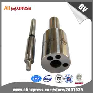 husky S type fuel nozzle DLLA145S448 diesel parts spraying oil nozzle dlla145s plunger and nozzles
