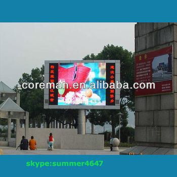 tv petit ecran p16 advertising led screen sign buy. Black Bedroom Furniture Sets. Home Design Ideas