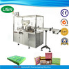 YC-250 auto small box cellophane wrapping machine
