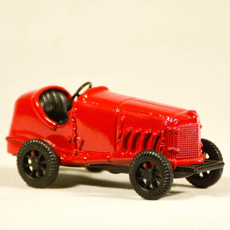 Metal Red Racing Car Miniature Die Cast Pencil Sharpener