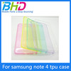 BHD For samsung note4 Case Mobile phone shell waterproof case