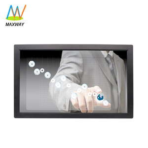 21.5 Inch Digital Signage Android Wifi 3G 4G Programmable Lcd Touch Screen Advertising Player