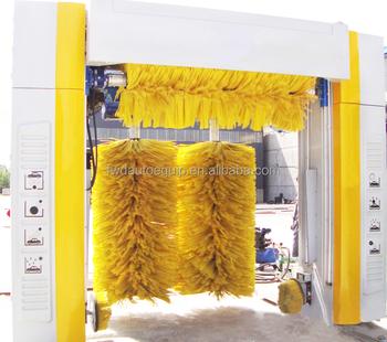 eco car wash machine