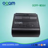 OCPP- M084 China new portable android mobile printer bluetooth with battery powered