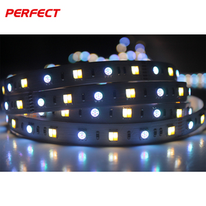 Alibaba China rgb cct led strip lights smd5050 dc12v/24v Christmas 12mm width strip