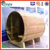 Red cedar far infrared tourmaline sauna room dome sauna