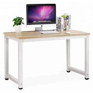 Wholesale Price Computer Desk Simple Design Double Use in Home Office Laptop Table PC Laptop Study Computer Desk