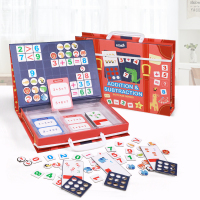 Kids Educational Kits Magnetic Puzzle For Children