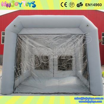 pas cher voiture tente de pulv risation gonflable peinture en a rosol tente pour la voiture. Black Bedroom Furniture Sets. Home Design Ideas