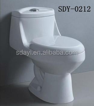Sanitary Ware Siphonic Toilet American Standard Wc Upc