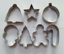Cookie Cutter Set 7 Pcs