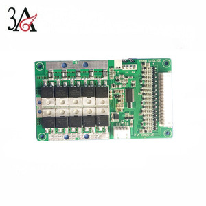 13s 48V Smart bluetooth BMS system with 30A discharge current for 54.6V Battery system E-Bike li-ion Battery PCB Board