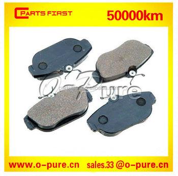 O-pure Less Metal Brake Pads 271 349 Of China Guangzhou Factory ...