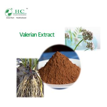 Chinese Manufacture Supply Valerian Extract Powder/Root Extract