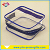 Promotional cheap transparent pvc packing bag