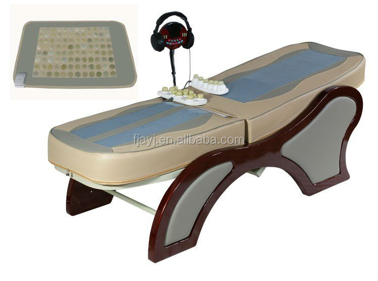 ceragem thermique jade massage lit avec ascenseur pour ayj 08b sauna lit tables de massage id de. Black Bedroom Furniture Sets. Home Design Ideas