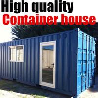 Small Movable Tiny Houses/prefab Prefabricated Concrete House