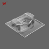 Accept custom high quality hot sale clear plastic clamshell, PET blister pack