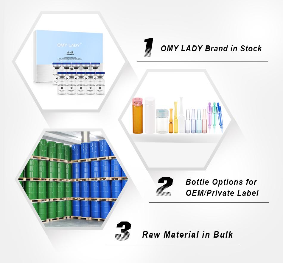 OEM/ODM ทันที face lifting ampoules เซรั่ม 24 k gold เซรั่มสำหรับสิว removal beauty skin care