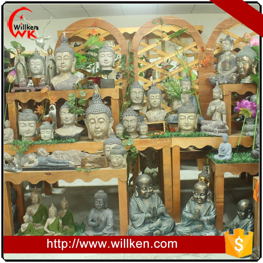 ornements de jardin bronze grande r sine statue de bouddha statues id de produit 1515315168. Black Bedroom Furniture Sets. Home Design Ideas