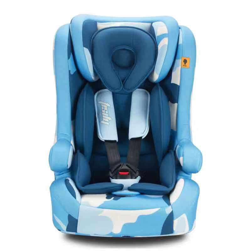 Child Booster Car Seat Protector Adjustable Baby Safety Car Seat