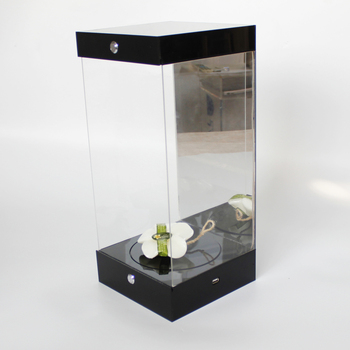 Led Light Clear Box With Switch