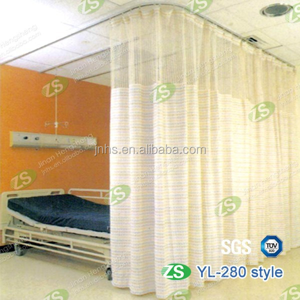 Medical Materials & Accessories Properties and Surgical Supplies Type hospital cubicle curtain