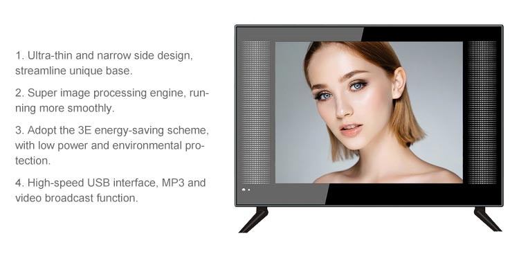 China Top Sale Smart 15 17 19 Inch LED Full HD Android TV LED Television