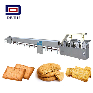 Hot sale full automatic biscuit making machine industry Cookies / Biscuit Production Line