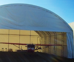 Aircraft hangars/Portable Carports/Fabric Garages/Storage Shelters