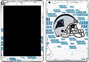 NFL Carolina Panthers iPad Air Skin - Carolina Panthers - Blast Vinyl Decal Skin For Your iPad Air