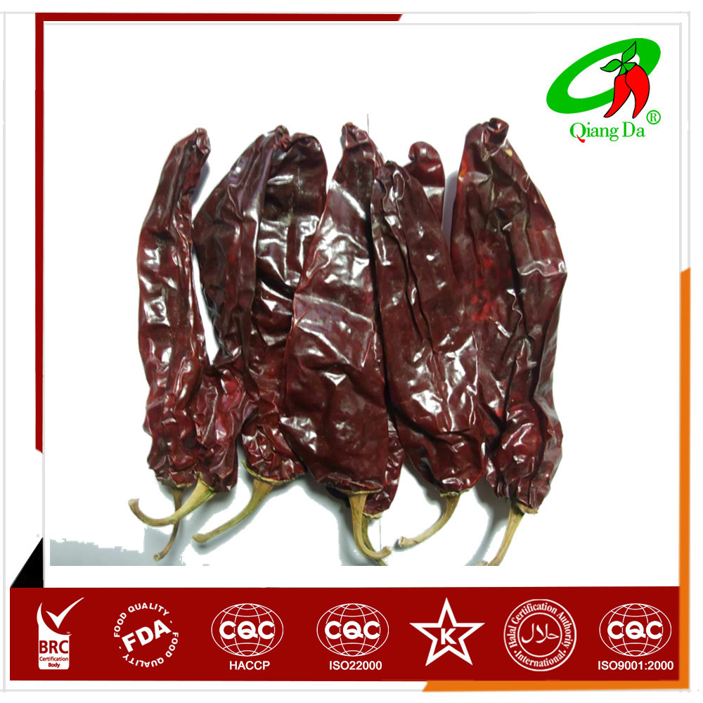 Sweet Dry Red Paprika Made in Qiangda