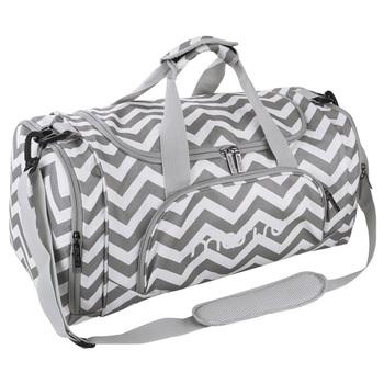 1d6c8108cf Striped Canvas Weekender Gym Duffle Duffel Bag For Women - Buy ...