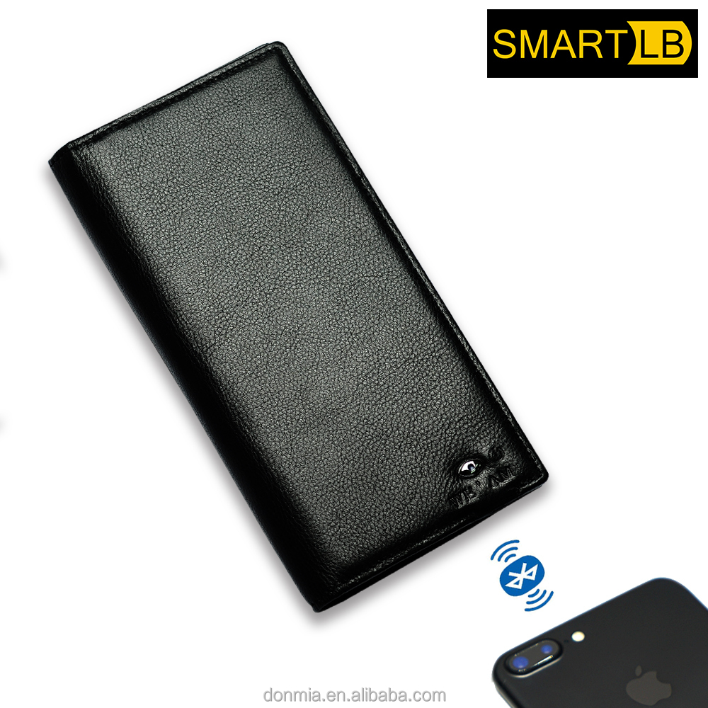 SMARTLB 2017 hot sell Bluetooth wallet anti lost <strong>alarm</strong>
