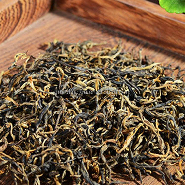 New crop Yun nan black tea dian hong mao feng black tea - 4uTea | 4uTea.com