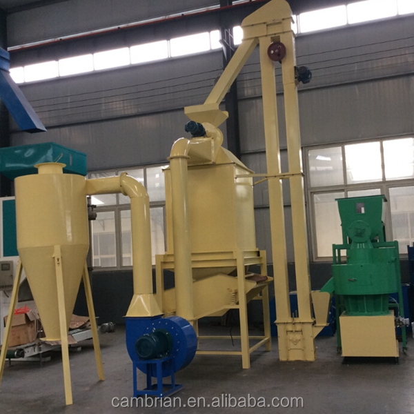 Lowest price poultry animal feed pellet mill with CE certification