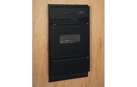 "Frigidaire FGB24L2AB 24"" Single Gas Wall Oven With 3.2 Cu. Ft. Capacity,in Black"