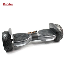 Self smart balance wheel electric scooter with handle bar