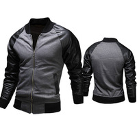 Express Assasins Creed Denim Jacket Leather Sleeves For Mumbai Men