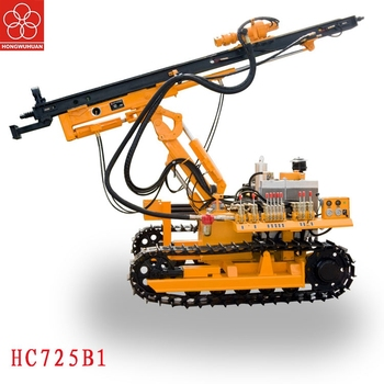 HONGWUHUAN well-adapted mine drilling rigs