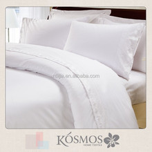 KOSMOS polycotton 50%/50% embroidered hand embroidery designs for bed sheets
