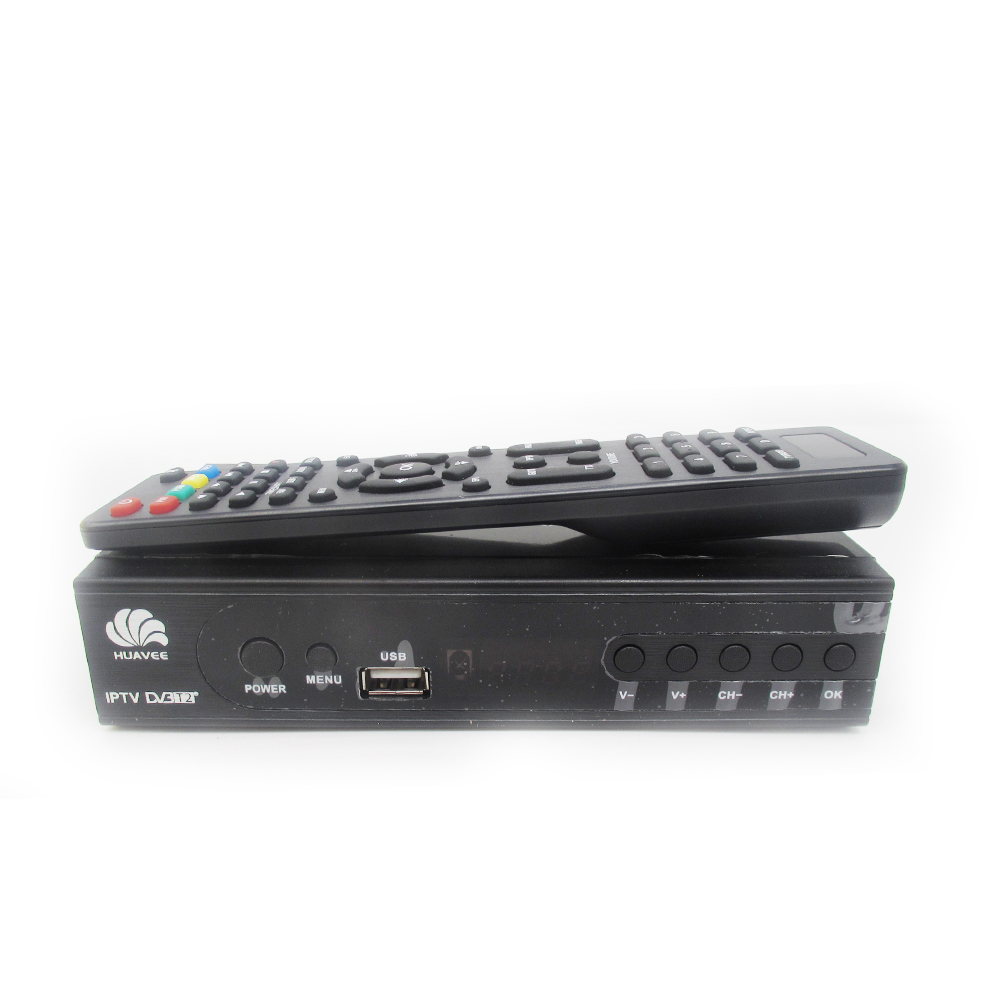 Vietnam Venta caliente DVB-T2 set top box apoyo Vietnam Myanmar la India Ucrania Rusia Malasia DVBT4 set top box