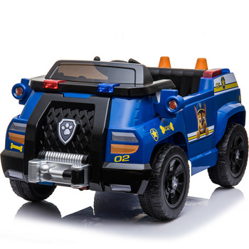 SparkFun New Fashion 2.4G Remote control kids police ride on car toys